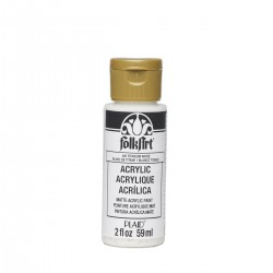 FolkArt Acrylic Colors 59ml Titanium White