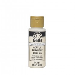 FolkArt Acrylic Colors 59ml Warm White