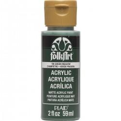 FolkArt Acrylic Colors 59ml Green Meadow