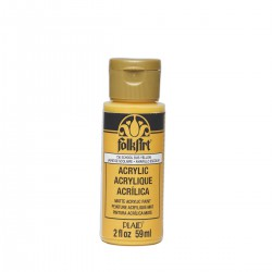 FolkArt Acrylic Colors 59ml School Bus Yellow