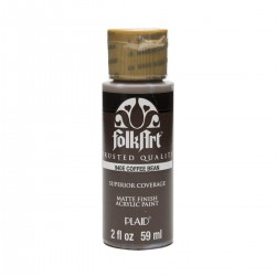 FolkArt Acrylic Colors 59ml Coffee Bean