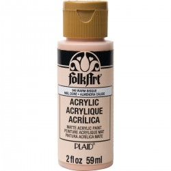 FolkArt Acrylic Colors 59ml Warm Bisque