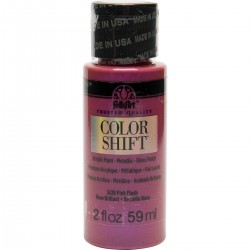 FolkArt Color Shift 59ml Pink Flash