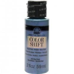 FolkArt Color Shift 59ml Blue Flash