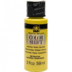 FolkArt Color Shift 59ml Yellow Flash