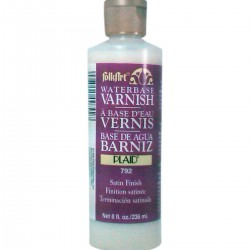 FolkArt 236ml Waterbase Vernis
