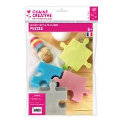 Soap mould - Puzzle