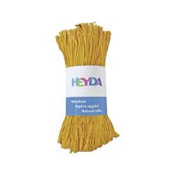 Natural Raffia 50g - Yolk yellow