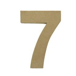 Paper Shape Number 20x13.75x2.5 cm 7