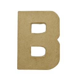 Paper Shape Letter 20x13.75x2.5 cm B