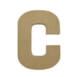 Paper Shape Letter 20x13.75x2.5 cm C