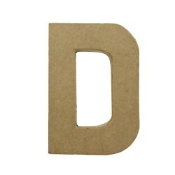 Paper Shape Letter 20x13.75x2.5 cm D