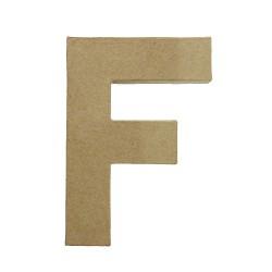 Paper Shape Letter 20x13.75x2.5 cm F