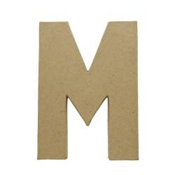 Paper Shape Letter 20x13.75x2.5 cm M