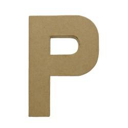 Paper Shape Letter 20x13.75x2.5 cm P
