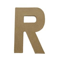 Paper Shape Letter 20x13.75x2.5 cm R