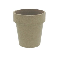 Paper Shape Flower pot 7,5 cm