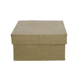 Paper Shape Box 10x10x5cm square