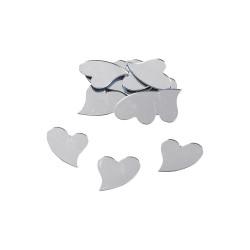 Mirror Deco 3cm - Heart (12 pcs)