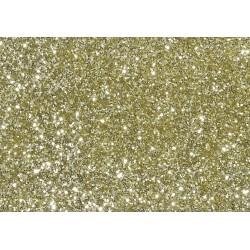 Glitter fine 14g white gold