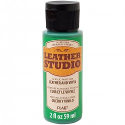 Leather Studio Paint 59ml Kelly Green