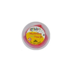Modelling clay 125ml/35g - Red