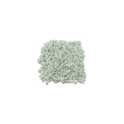 Stone granulate 6mm - 8mm White