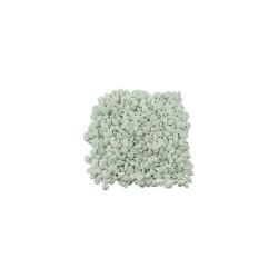 Stone granulate 6mm - 8mm White