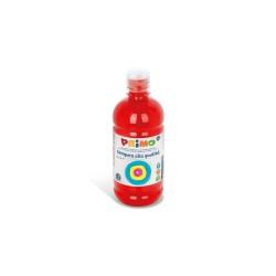 Plakkaatverf Primo 500ml rood