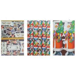 LOT 20 - Poetry sheets Chromos Scraps - Christmas retro (1150 pcs)