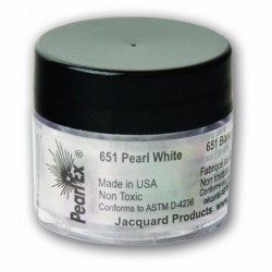 Pearl Ex Powered pigments 3g Pearl White