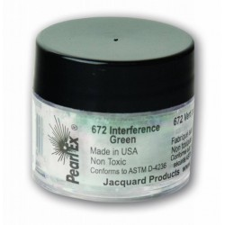 Pearl Ex Powered pigments 3g Interference Green