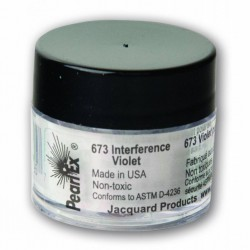 Pearl Ex Powered pigments 3g Interference Violet