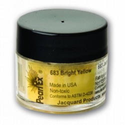 Pearl Ex Powered pigments 3g Bright Yellow