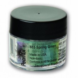 Pearl Ex Powered pigments 3g Spring Green