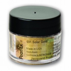 Pearl Ex Powered pigments 3g Solar Gold