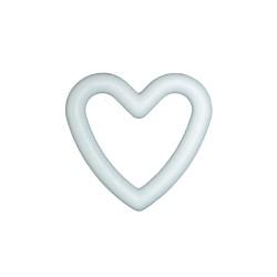 Polystyrene heartring 15 cm