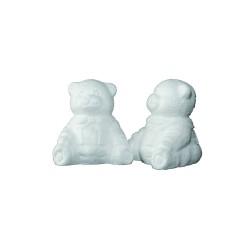Polystyrene bear sitting 160