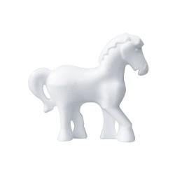 Polystyrene Pony 15x13 cm