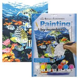 Paint by No. Junior 22,5cm x 30cm Ocean Deep