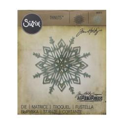 Sizzix Thinlits Die - Flurry #4