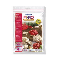 Fimo Clay mold 8742-36 roses