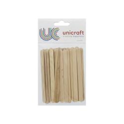 Wooden sticks (50 pcs)