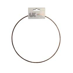 Ring metal copper ⌀ 25cm