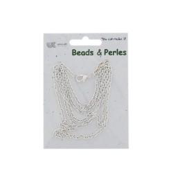 Neck chain 70cm Silver