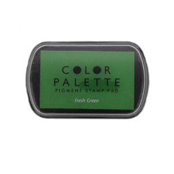 Pigment Stamp Pad 10 x 6cm Fresh Green