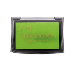 Pigment Stamp Pad 10 x 6cm Lime