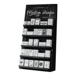 Vintage Starterset (3 x 25 designs + 2 x 6 inkpad)
