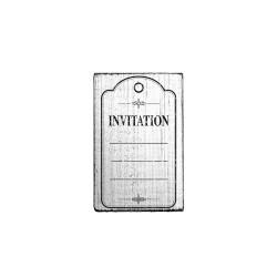Invitation - Rahmen