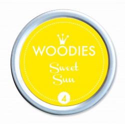 Ink pad Woodies 35mm x 35mm - Sweet Sun